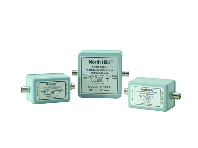 DDC - Video Isolation Transformers - Humstoppers