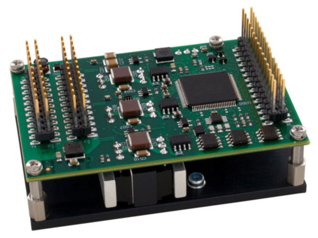 DDC - 3-Phase BLDC Motor Controller with Integrated Power Drive